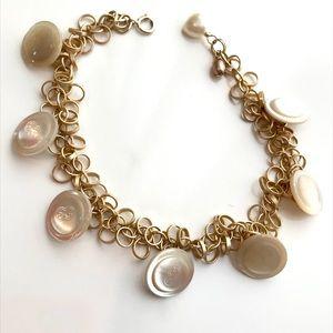Genuine Escada Button Bracelet